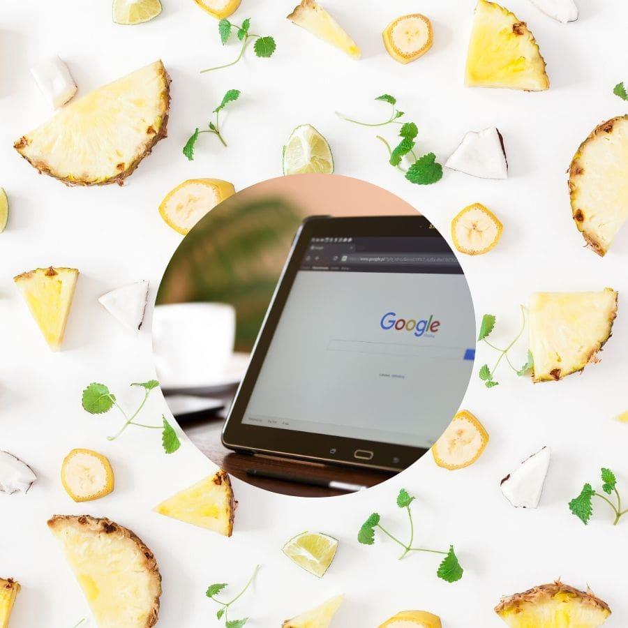 Service référencement naturel Google La Réunion